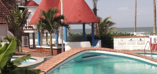 Casitas del taj n hotel costa esmeralda mexico for Casitas veracruz